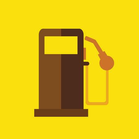 petrol pump: petrol pump Illustration