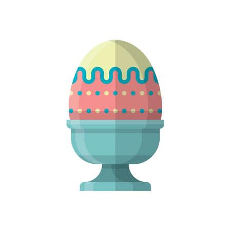 egg cups: easter egg