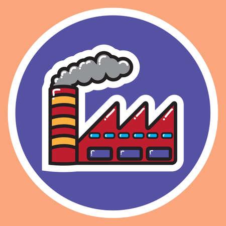 industry: industry Illustration