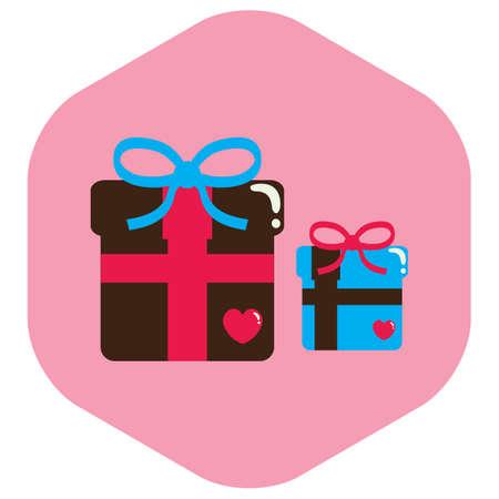 packets: wedding gift Illustration