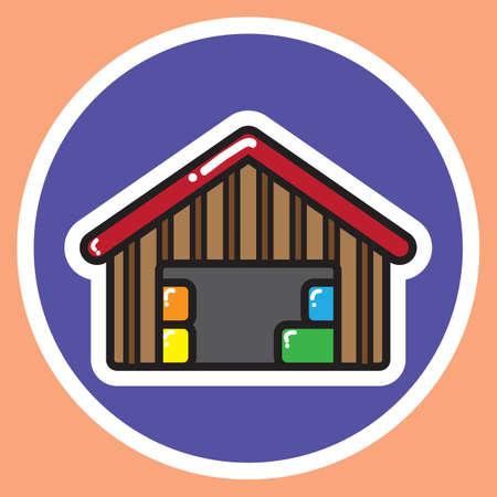 house ware: logistics ware house