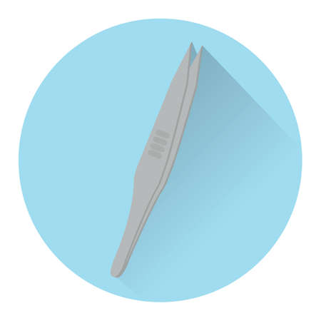 tweezer: dentist tweezer