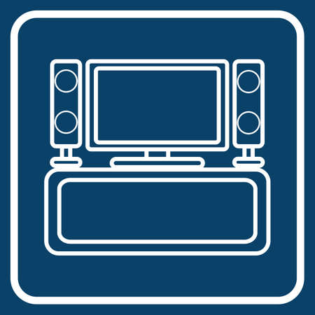 home theater: television and home theater