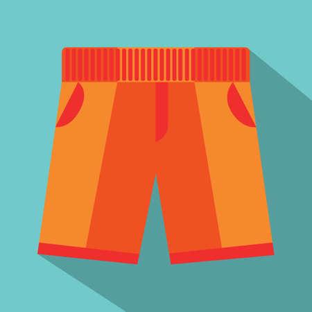 beachwear: board shorts
