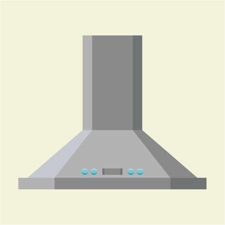 fume: exhaust hood Illustration