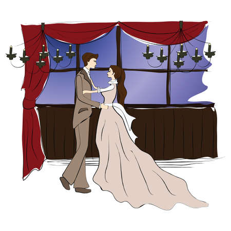 newlyweds: newlyweds dancing