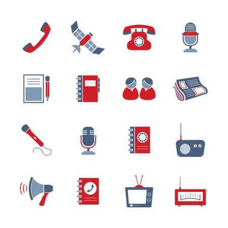 iconos de comunicación