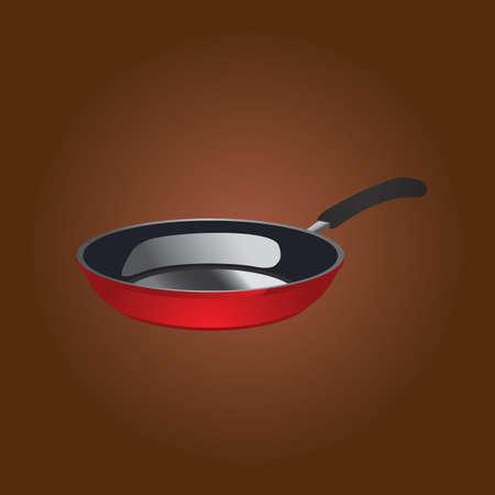 frying: frying pan