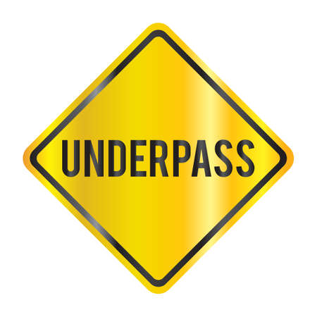 roadsigns: underpass