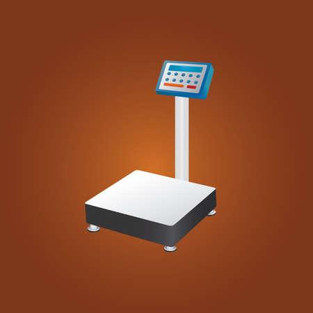 weighing: weighing machine