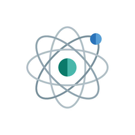 atomic structure Illustration