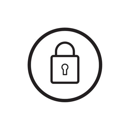 lockout: lock icon