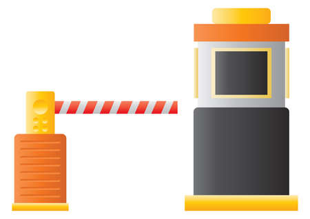 barrier: traffic barrier