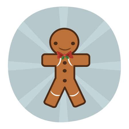 ginger bread: ginger bread Illustration