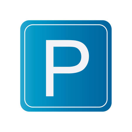 roadsigns: parking sign