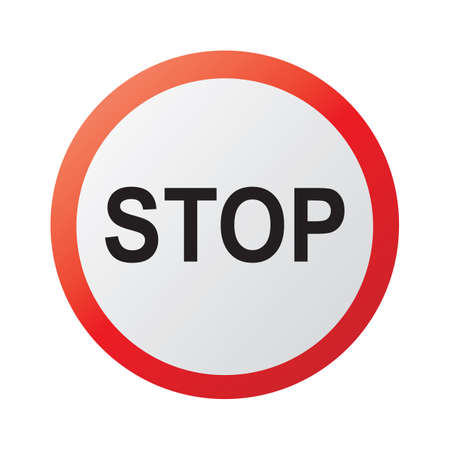 roadsigns: stop sign
