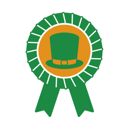 st: st patricks badge
