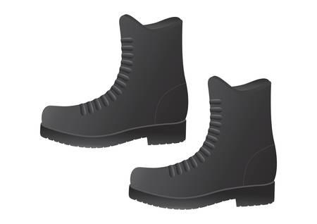 combat: combat boots