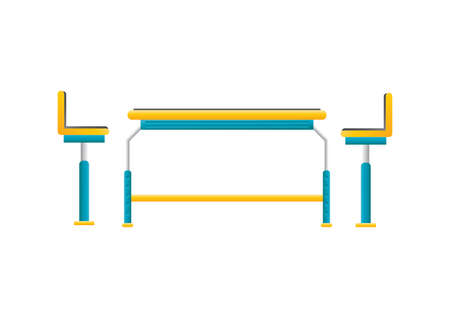 dining table: dining table Illustration