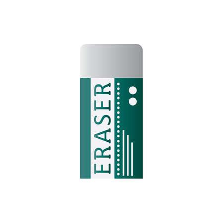 eraser: eraser