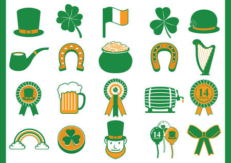 st patricks icons