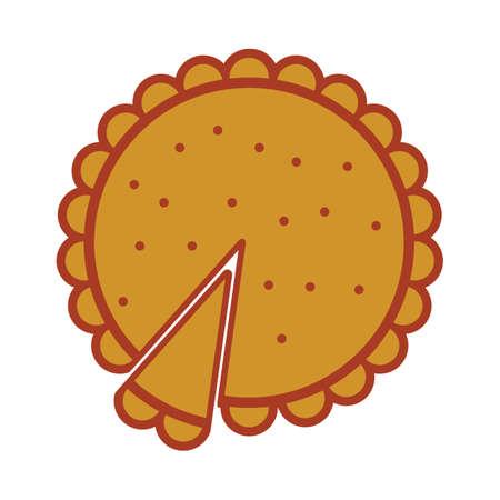 sliced: pie