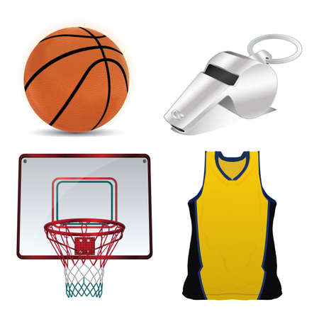 equipment: basketball equipment