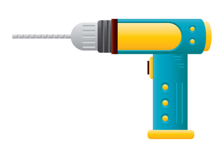 drill: power drill