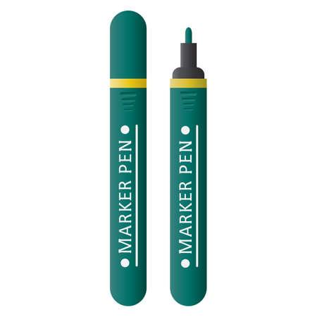 marcador: rotulador