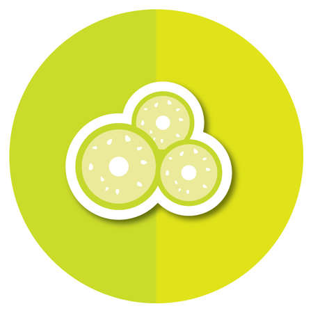 slices: cucumber slices