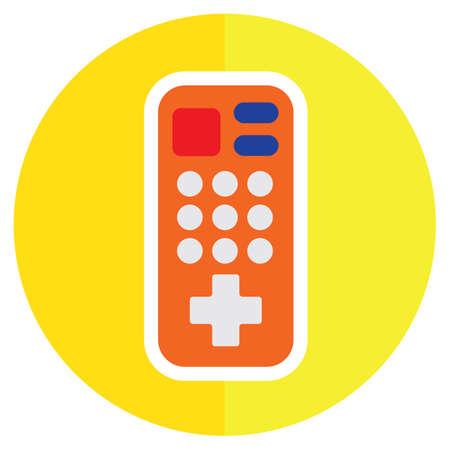 remote: remote control