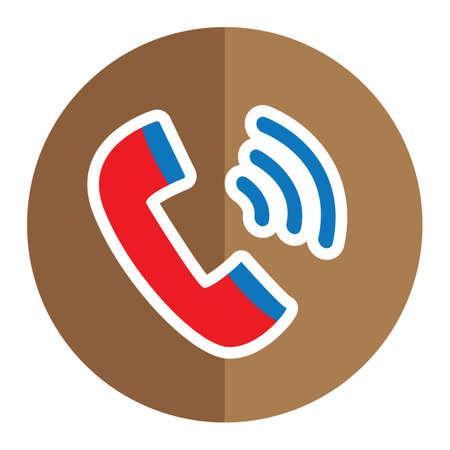 receiver: telephone receiver
