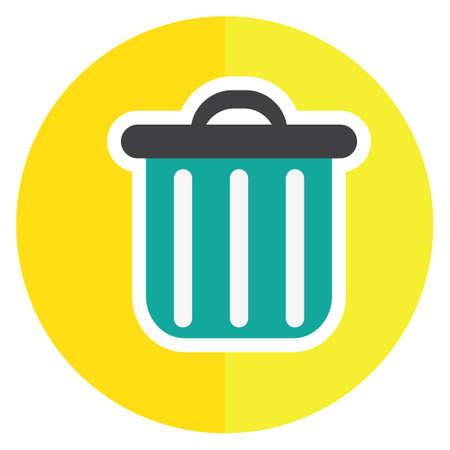 delete: delete icon