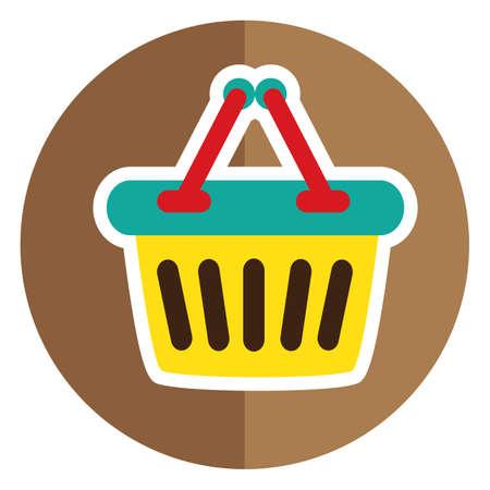 shopping basket: shopping basket