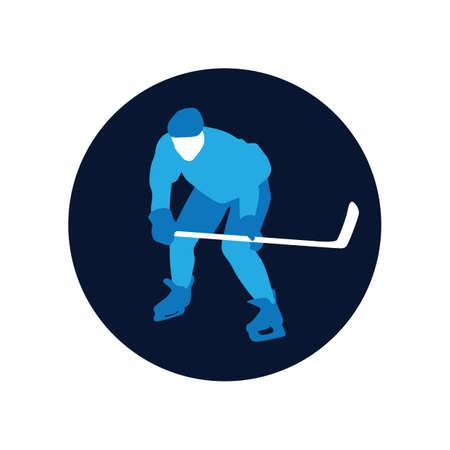 Ijshockey Stock Illustratie
