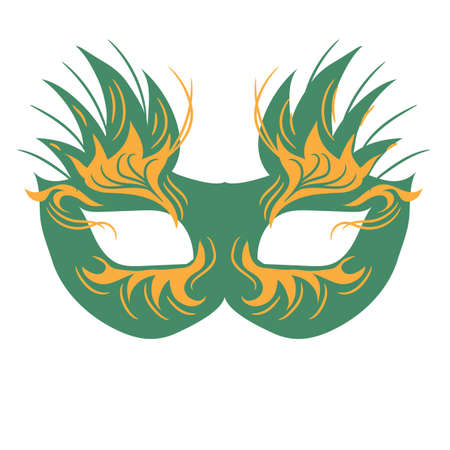 disguises: carnival mask
