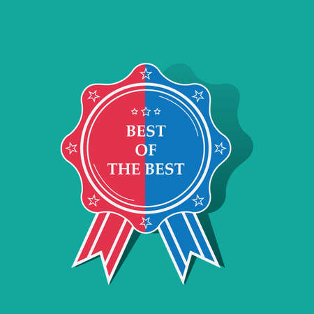 the best: best of the best badge