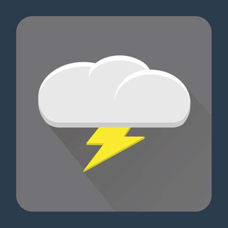 cloud: thundering cloud