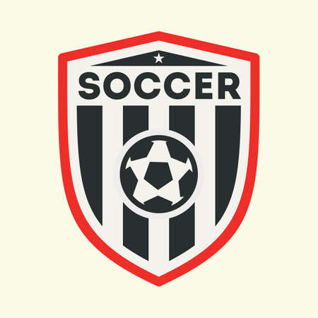 soccer: soccer label