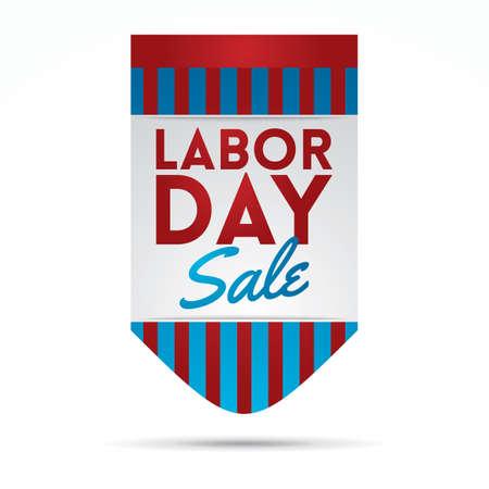 dag van de arbeid verkoopbanner