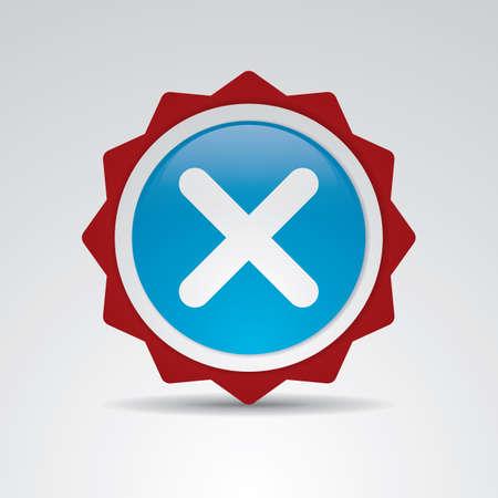 cross mark: vote cross mark