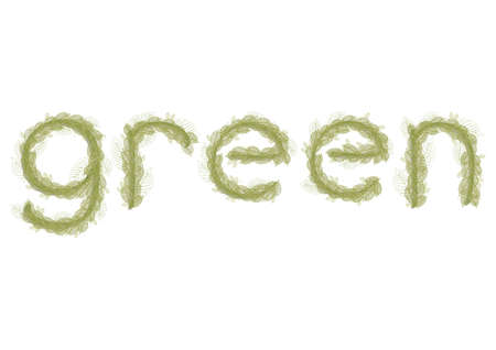logo: green logo Illustration