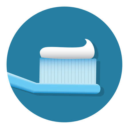 cleanliness: brush with paste
