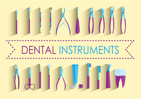 mini job: dental instruments