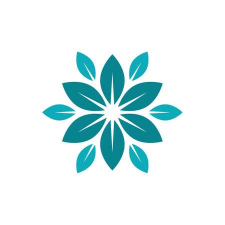 logo element: abstract icon Illustration
