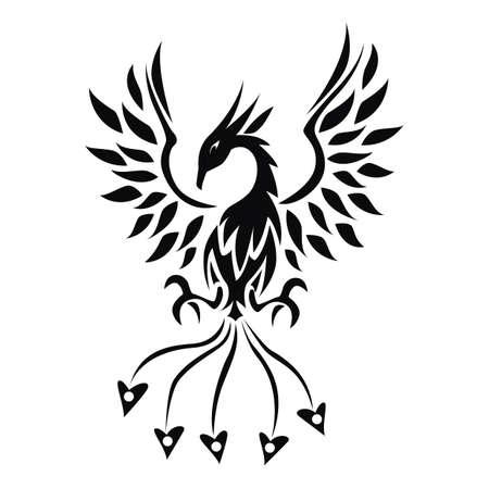 피닉스 문신