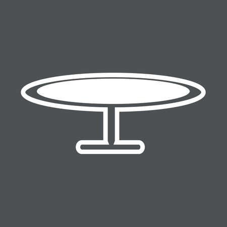 round table: round table Illustration