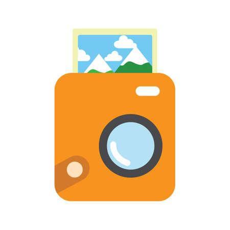sightseeings: instant camera