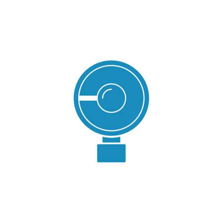 webcam: digital webcam Illustration