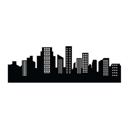 city: city silhouette